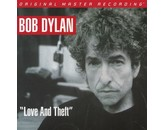 Bob Dylan Love & Theft  (Numbered 180g 2LP) = 45rpm  MOFI =