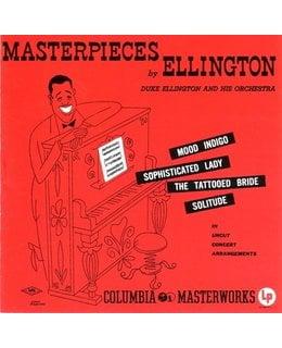 Duke Ellington Masterpieces by Elington =MONO 45rpm 2LP =