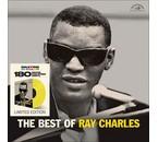 Ray Charles Best of Ray Charles = 180g yellow vinyl=