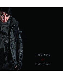 Gary Numan Intruder = 2LP  =