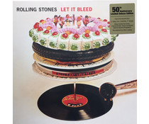 Rolling Stones, the Let It Bleed = 50th Anniversary BOXSET=numbered