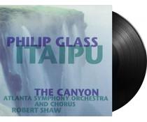 Philip Glass Itaipu / Cayon = 180g 2LP =