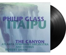 Philip Glass Itaipu / Cayon = 180g vinyl 2LP =