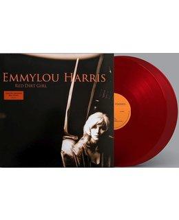Emmylou Harris Red Dirt Girl = limited red coloured vinyl =2LP