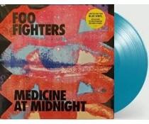 Foo Fighters Medicine At Midnight = Blue vinyl =