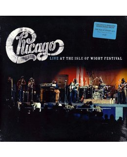 Chicago  Live At The Isle Of Wight Festival = 180g 2LP=