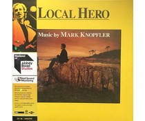 Dire Straits/Mark Knopfler Local Hero =  OBI strip=180g vinyl Half Speed Mastering =