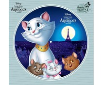 OST - Soundtrack- Songs From The Aristocats ( Disney ) = Pic Disc=