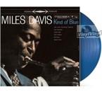 Miles Davis Kind of Blue = STEREO = Blue Vinyl