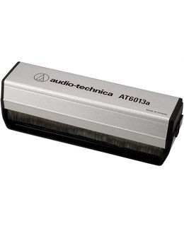 Audio Technica Record Clearner - Dual-Action Anti-Static Brush
