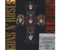 Guns N Roses Appetite For Destruction  = HQ 180g 2LP=