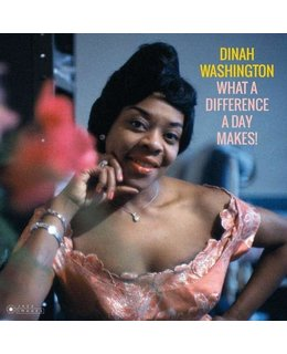 Dinah Washington What A Difference A Day Makes =180g vinyl =