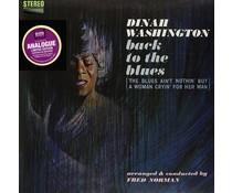Dinah Washington Back to the Blues =HQ 180g vinyl=analouge =