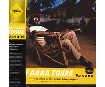 Ali Farka Toure Savane =remaster 180g vinyl 2LP=