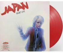 Japan Quiet Life = Half-Speed remaster /180g  red vinyl  =