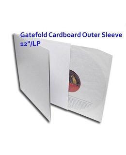 VinylVinyl Cardboard gatefold outer cover  ( for double LP)