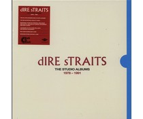 Dire Straits/Mark Knopfler Studio Albums 1978-1991 = 180g vinyl 8LP=Boxset=