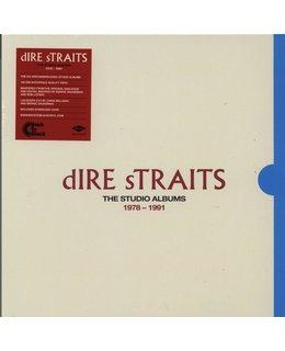 Dire Straits/Mark Knopfler Complete Studio Albums 1978-1991 = 180g vinyl 8LP=Boxset=