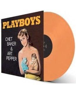Chet Baker Playboys (with Art Pepper )  = 180g coloured vinyl=