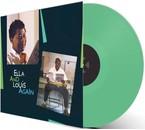 Ella Fitzgerald/Louis Armstrong Ella & Louis Again =180g coloured vinyl =