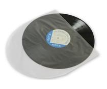 Katta Inner Record Sleeves  ( anti-static) curved shape =100pcs=