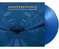 Hooverphonic Blue Wonder Power Milk Remixes=180g colourd LP