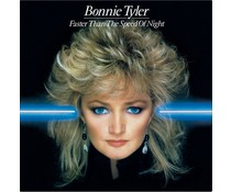 Bonnie Tyler Faster Than The Speed Of Night = 180g vinyl =