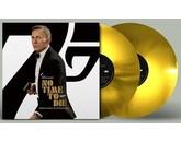 Hans Zimmer - OST - Soundtrack No Time To Die ( Billie Eilish  )= golden vinyl 2LP=