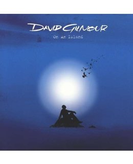 David Gilmour( Pink Floyd ) On An Island =180g LP=