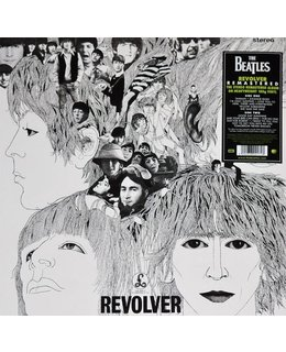 Beatles, the Revolver = 2009 remastred = STEREO