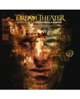 Dream Theater Metropolis Pt. 2: Scenes From A Memory