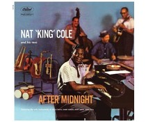 Nat King Cole After Midnight - Complete Session = 180g  2LP =