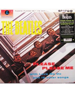 Beatles, the Please Please Me =2012 remastered=stereo=