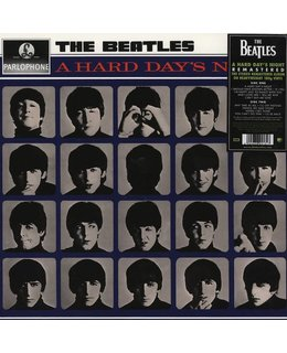 Beatles, the A Hard Days Night= 2012 remastered=STEREO=180g