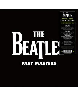 Beatles, the Past Masters Volumes One & Two= 2012 remastered=stereo