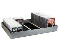 CD Softcover Box Alu XXL 500 CDs/DVDs