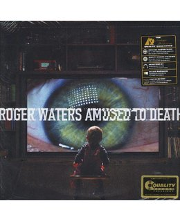 Roger Waters Amused to Death = 200g vinyl