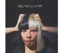 Sia -This Is Acting = coloured vinyl =2LP=