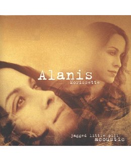 Alanis Morissette Jagged Little Pill (  Acoustic version )=2LP=180g