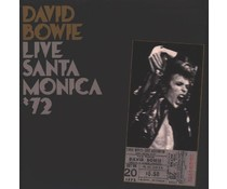 David Bowie Live Santa Monica 72 =2LP=180g=