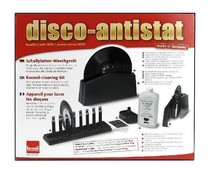 Knosti Disco Antistat LP Washer