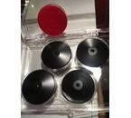 VLS 8 Onderlegschijfje Zwart (Support Discs- black)