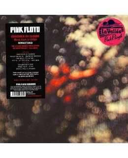 Pink Floyd Obscured by Clouds (Soundtrack to La Vallee) =180g=