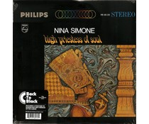Nina Simone High Priestess of Soul=180g=