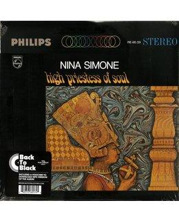 Nina Simone High Priestess of Soul =180g=