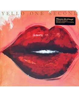 Yello One Second Vinylvinyl