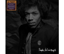 Jimi Hendrix / Experience People, Hell & Angels + booklet=180g vinyl LP=