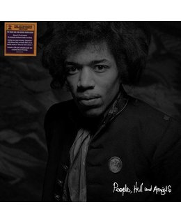 Jimi Hendrix / Experience People, Hell & Angels