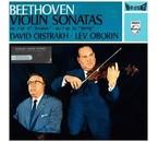 Beethoven L Van Sonatas For Piano And Violin Nos 5 & 9 =180g LP =