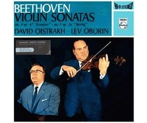 Beethoven L Van Sonatas For Piano And Violin Nos 5 & 9 =180g LP =